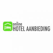 Online Hotel Aanbieding Logo Vector Download