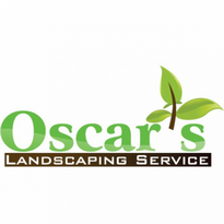 Oscar039s Landscaping Logo Vector Download