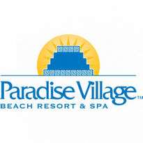 Paradise Village Logo Vector Download