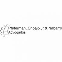 pfeferman, choaib jr amp nabarro advogados logo vector