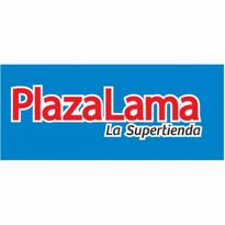 Plaza Lama Logo Vector Download