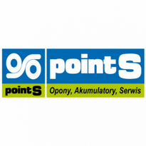 Point S Logo Vector Download