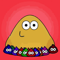 Pou Games Logo Vector Download