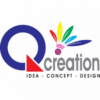 Qcreation Logo Vector Download