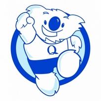 Quala Mascot Logo Vector Download