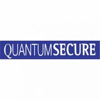 quantum secure logo vector