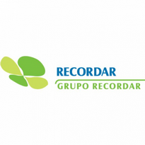 recordar logo vector