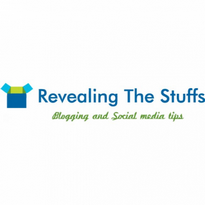 Revealing The Stuffs Logo Vector Download