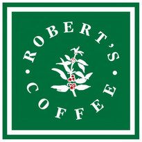 Roberts Coffee Logo Vector Download