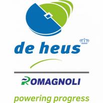 Romagnoli De Heus Logo Vector Download