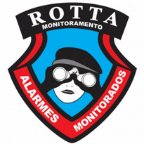 Rotta Alarmes Monitorados Logo Vector Download
