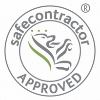 Safe Contractor Logo Vector Download