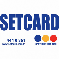 Setcard Logo Vector Download
