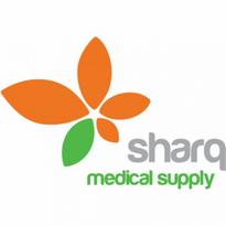 Sharq Medical Supply Logo Vector Download