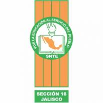 Snte Secc 16 Logo Vector Download