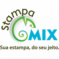 Stampa Mix Logo Vector Download