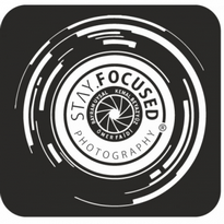 Stayfocused Photography Cyprus Logo Vector Download