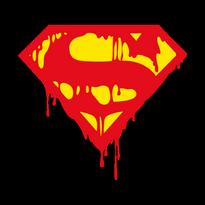 Superman8217s Death Logo Vector Download
