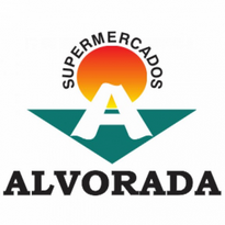Supermercados Alvorada Logo Vector Download