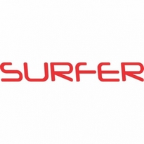 Surfer Kurazai Logo Vector Download
