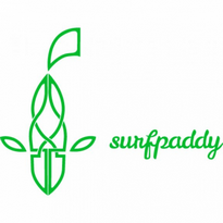 Surfpaddy Logo Vector Download