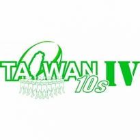 Taiwan 10s Logo Vector Download