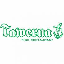 Tawerna Fish Restaurant Logo Vector Download