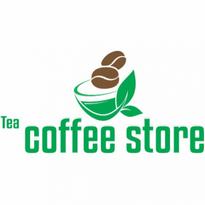 Tea Coffee Store Logo Vector Download