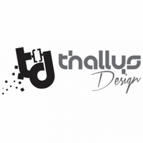 Thallys Design Logo Vector Download
