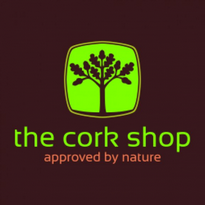 The Cork Shop Logo Vector Download