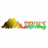 Thyms Coloring Logo Vector Download