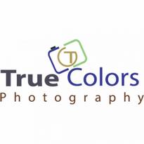 True Colors Photography Logo Vector Download