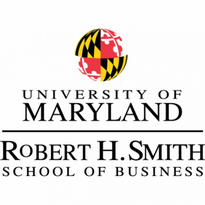 University Of Maryland Robert H Smith School Of Business Logo Vector Download