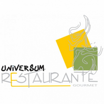 Universum Restaurante Logo Vector Download