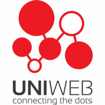 Uniweb Logo Vector Download