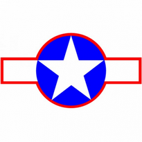 Us Markings World War Ii 1943 Logo Vector Download