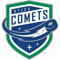 Utica Comets Logo Vector Download