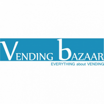 Vending Bazaar Logo Vector Download