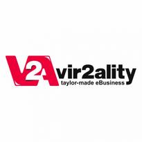 Vir2ality Logo Vector Download