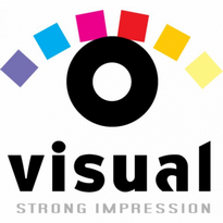 Visual Promotion Logo Vector Download