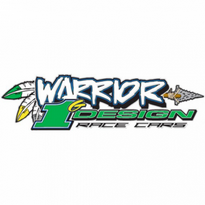 Warrior 1 Race Cars Logo Vector Download