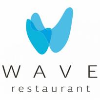Wave Restaurant Logo Vector Download