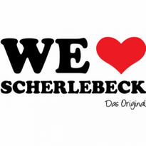 We Love Scherlebeck Logo Vector Download