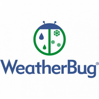 Weather Bug Logo Vector Download