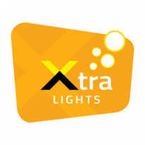 Xtra Lights Photography Logo Vector Download