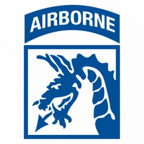 Xviii Air Borne Corp Logo Vector Download