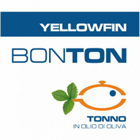 Yellowfin Bonton Logo Vector Download