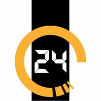 Yirmi Drt Tv  24 Tv Logo Vector Download
