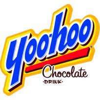 Yoohoo Chocolate Drink Logo Vector Download