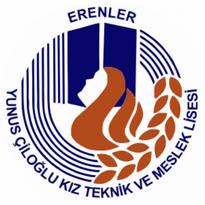 Yunus Lolu Kiz Teknk Ve Meslek Lses Logo Vector Download